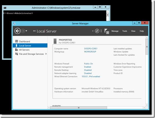 Minimal-Server-Interface-AKA-MinShell