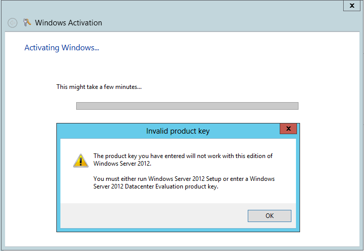 windows 8 evaluation product key